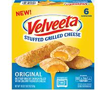 Image of Velveeta Stuffed Grilled Cheese 18oz