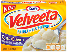Image of Velveeta Shells & Cheese Queso Blanco
