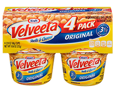 Image of Velveeta Shells & Cheese Original Cups