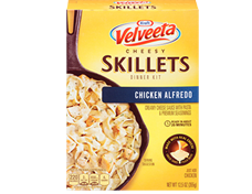 Image of Velveeta Cheesy Skillets Chicken Alfredo