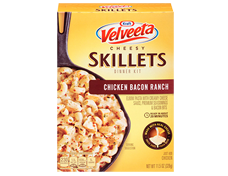 Image of Velveeta Cheesy Skillets Chicken Bacon Ranch