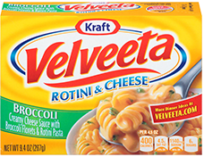 Image of Velveeta Shells & Cheese Broccoli Rotini & Cheese