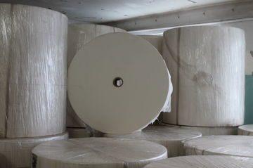 Бумага основа для производства салфеток