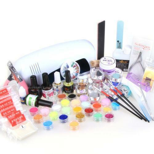 Gel kit for nails