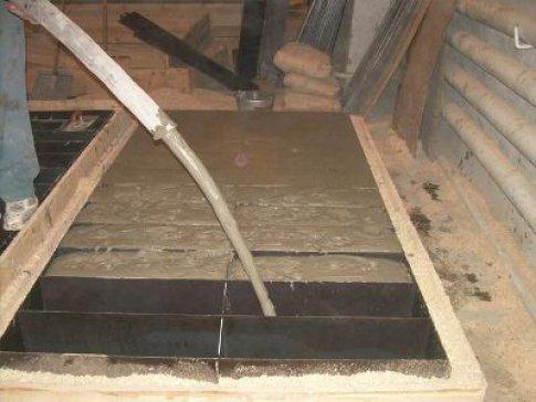 Производство в домашних условиях газоблоков