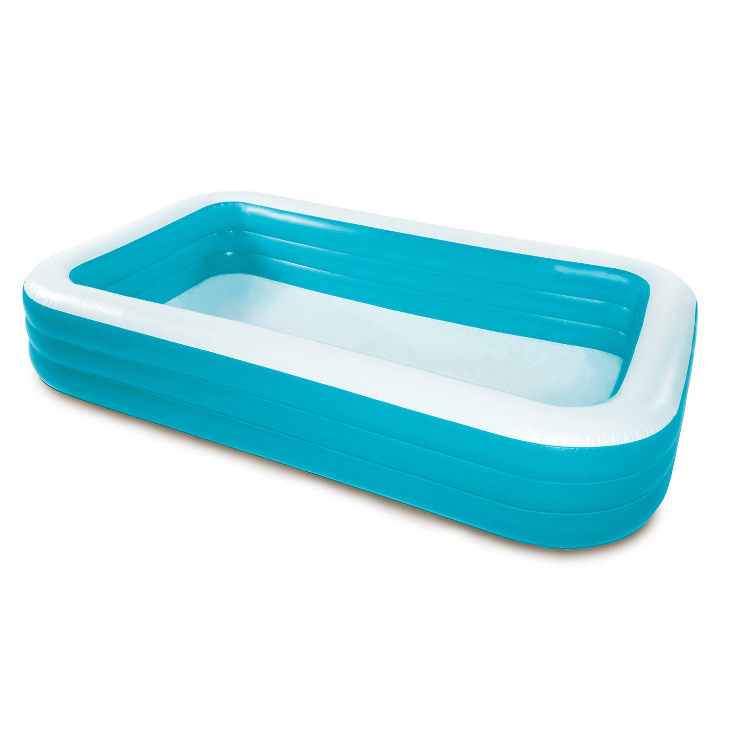Play Day Deluxe Family Kiddie Swimming Pool Above Ground
