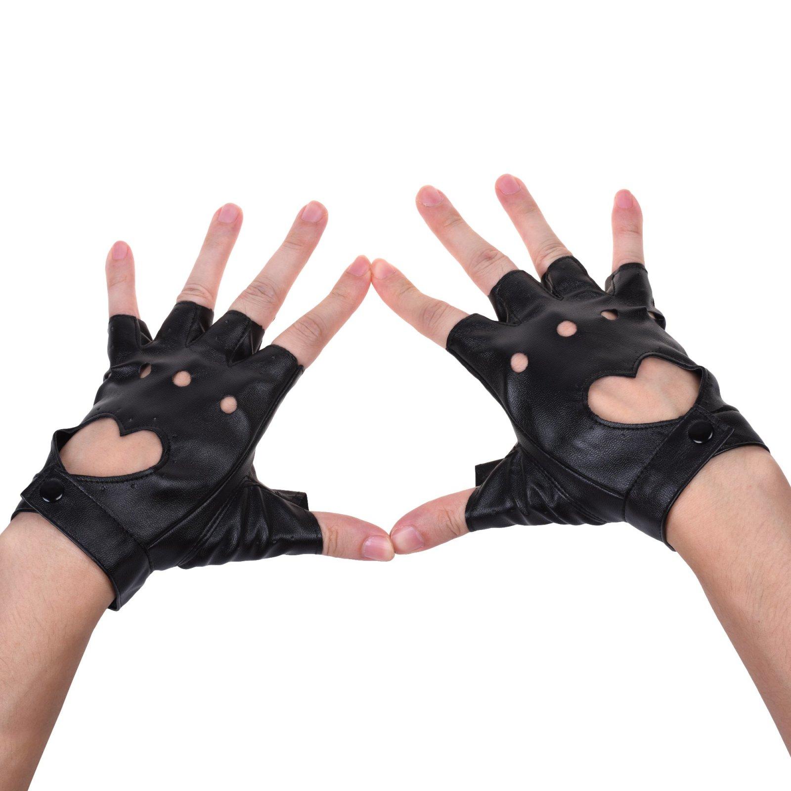 Ladies unlined leather driving gloves - Genuine Leather Women Ladies Girls Unlined Driving Gloves Fingerless Snug Fit