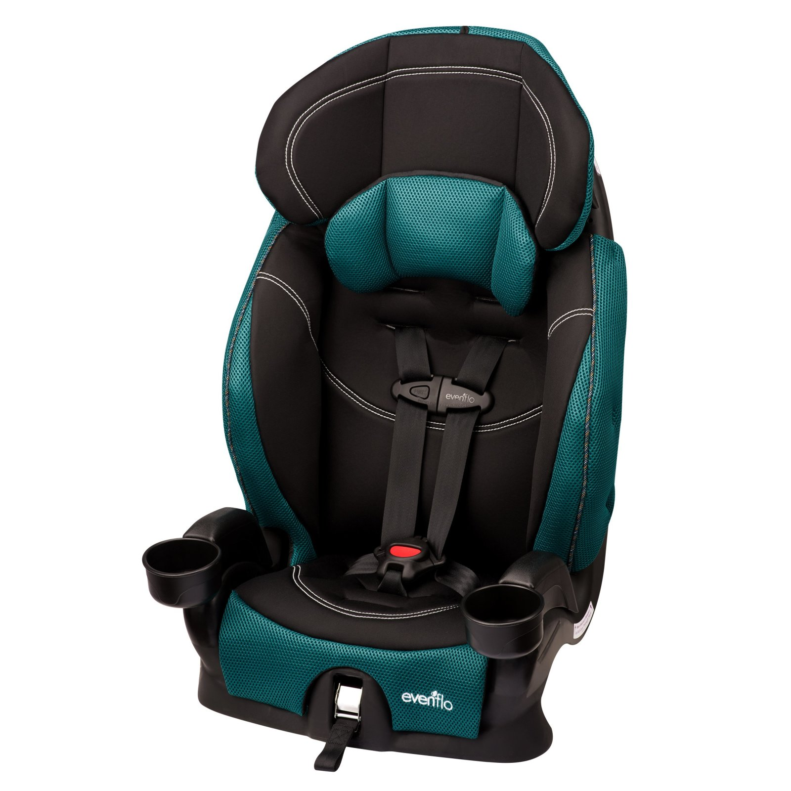 Car Seat Infant Baby Toddler Child Convertible for Girl/Boy + Drink Cup Holders.