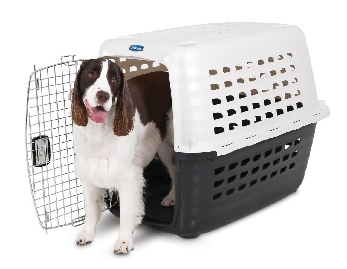 pet cat puppy dog crate portable  inch small dog kennel carrier  - pet cat puppy dog crate portable  inch small dog kennel carrier travelcage