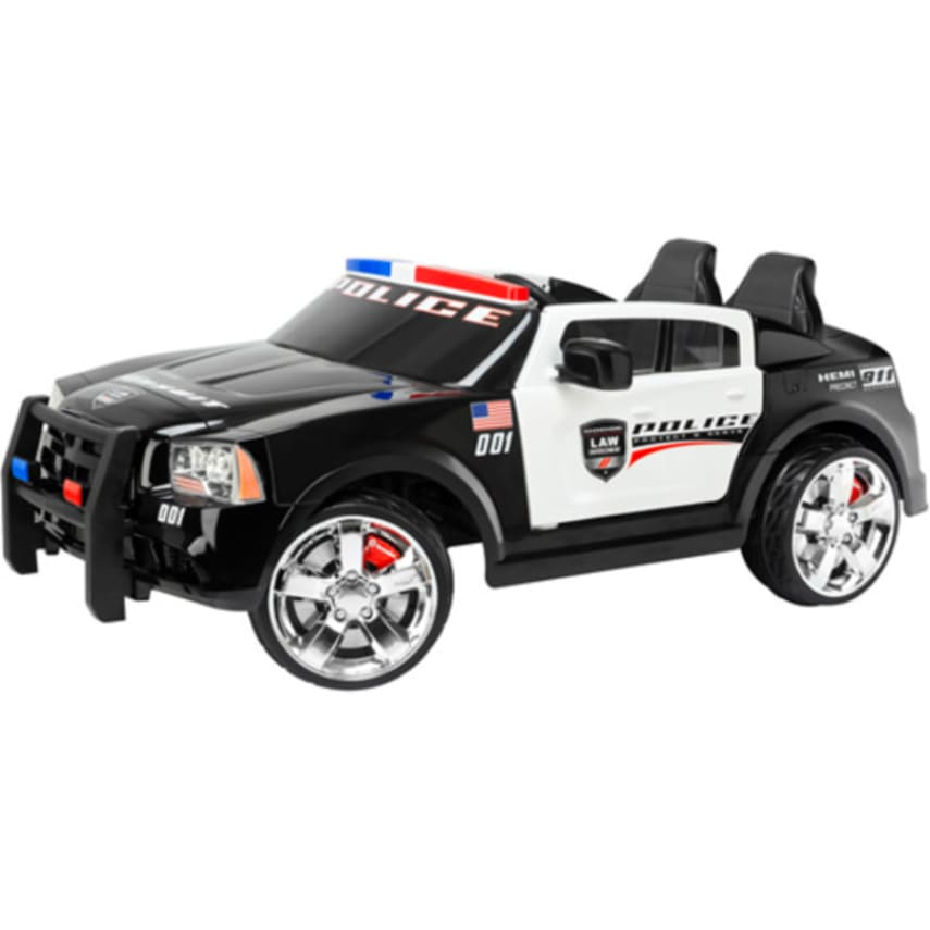 Cool Car Toys For Year Olds Dodge Police V Electric Cars For
