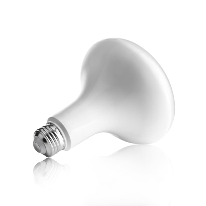led light bulb br30 daylight 5000k 9w bulbs 75 watt equivalent. Black Bedroom Furniture Sets. Home Design Ideas