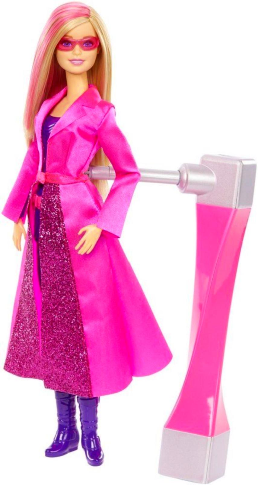 barbie spy squad secret agent doll ebay. Black Bedroom Furniture Sets. Home Design Ideas