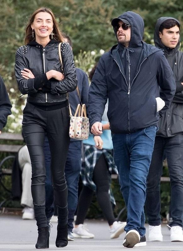 Леонардо Ди Каприо увлекся украинской моделью Алиной Байковой