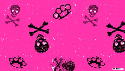 Pink psp wallpaper