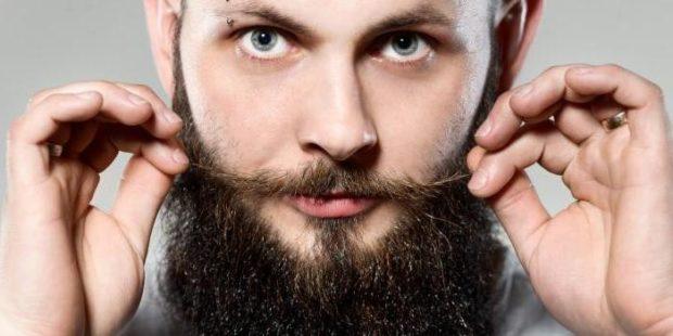 Французская борода с усами