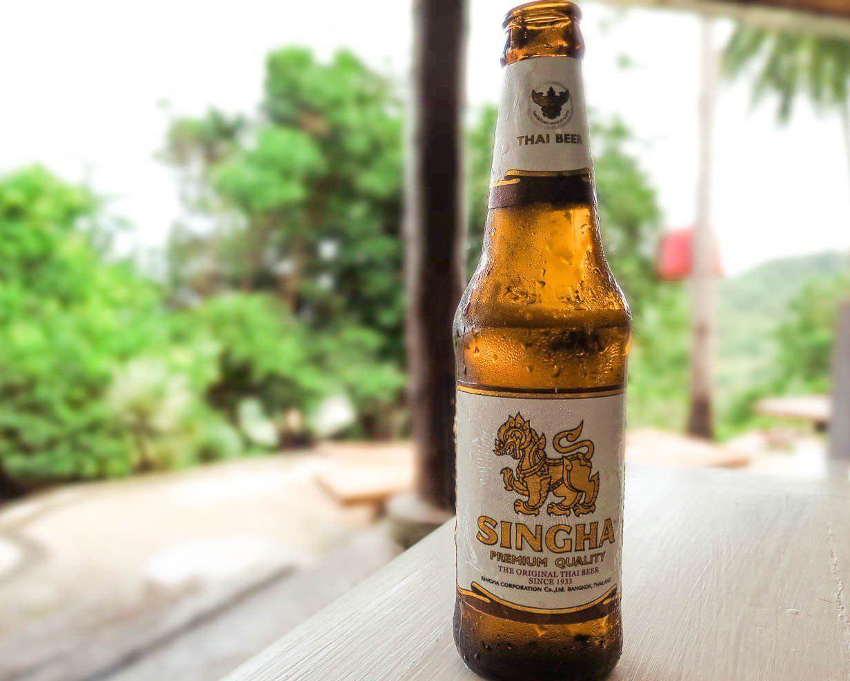 Рисовое вино в тайланде