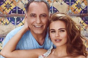 28-летняя экс-подруга Джастина Бибера Ксения Дели родила ребенка 64-летнему мужу-миллиардеру