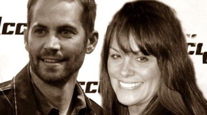 Фото пол уокера и его жены