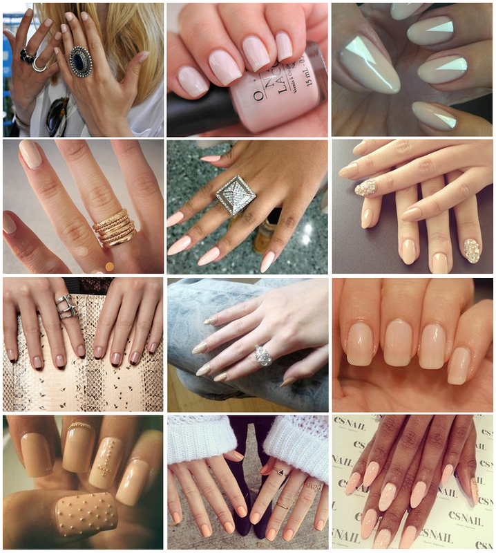Fashion is my drug nails