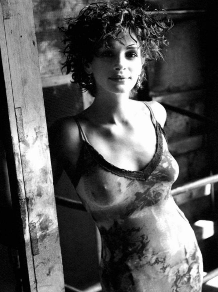 Джулия Робертс, 1990 года. история, смотреть, фото