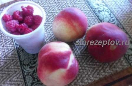 Персико сливовое варенье