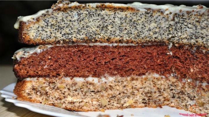 Старый еврей торт рецепт