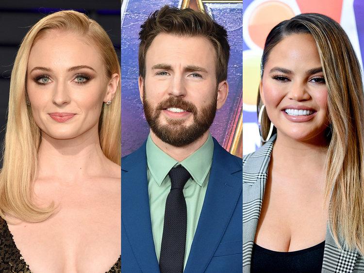 Celebrities beyond camera