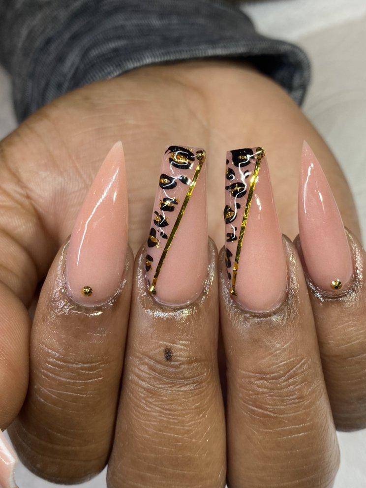 Ladies nails monrovia ca