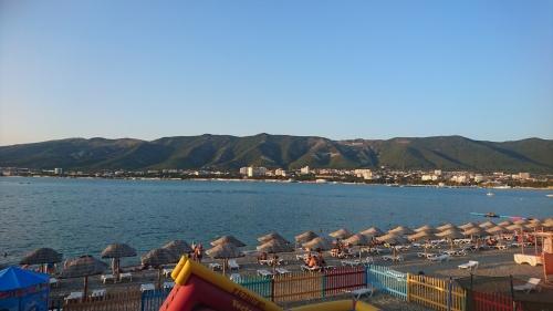 Лучшие пляжи черноморского побережья россии
