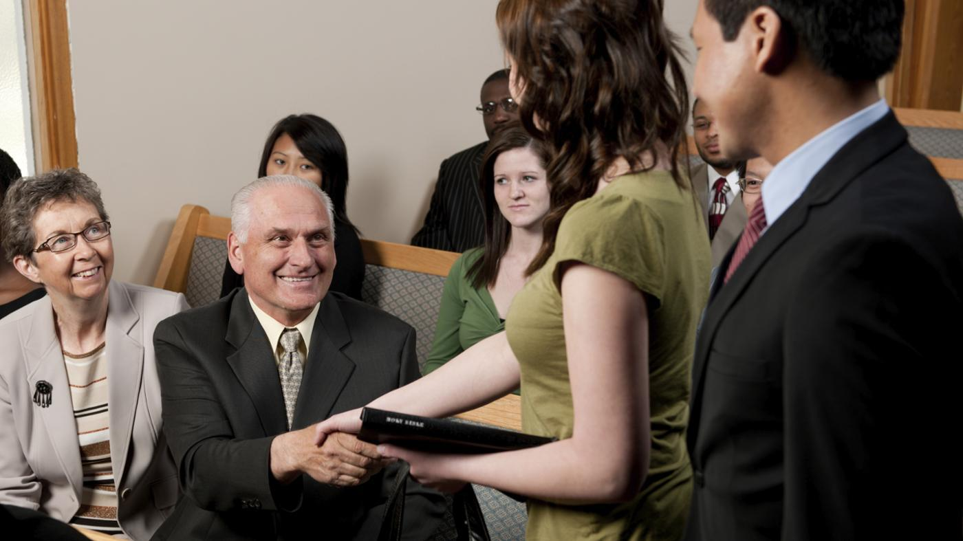 Baptist church ushers duties