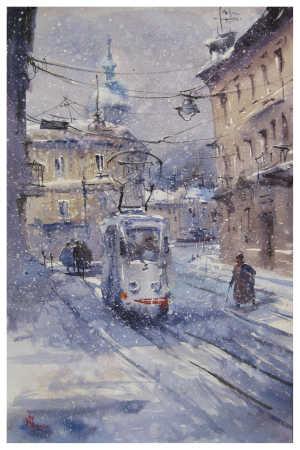 """""""Новорічний трамвай"""""""
