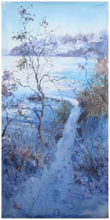 ''Зимове озеро''