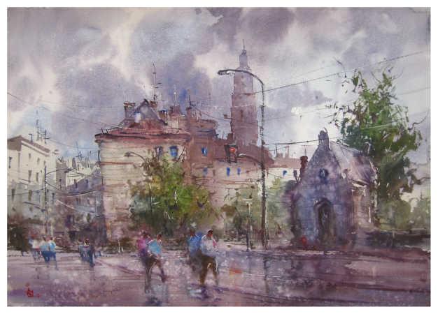 ''Після дощу''