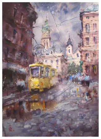 ''Львівський трамвай''