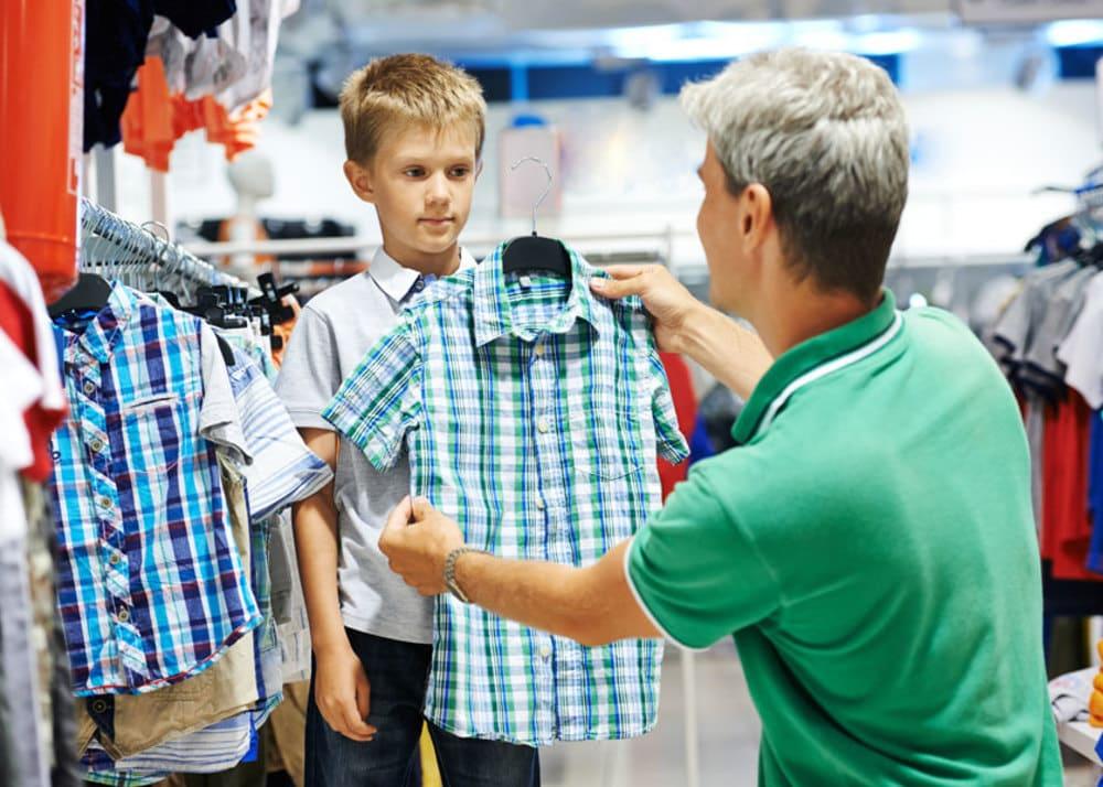 Как открыть бутик детской одежды