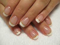 Strengthen nails at home