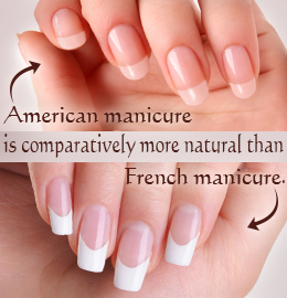 Types of manicures for short nails
