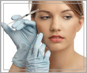Инъекции ботокса лица