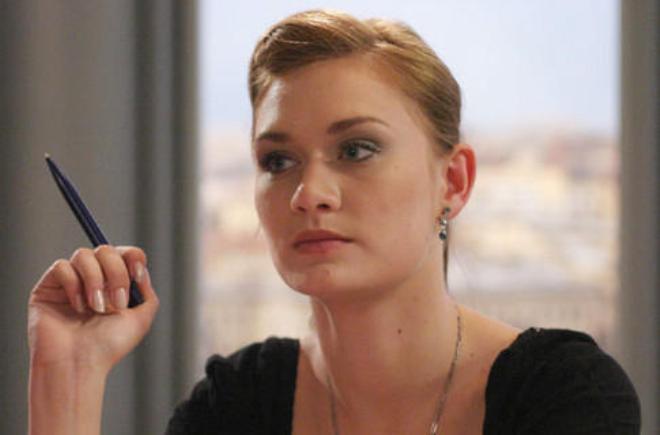 Мария Машкова в сериале «Не родись красивой»