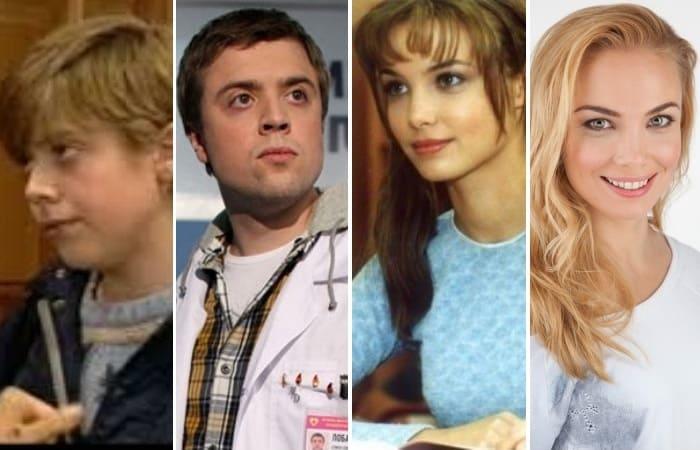 Герои сериала *Простые истины*, 1999-2003, тогда и сейчас | Фото: fm.pp.ru,  24smi.org, kino-teatr.ru
