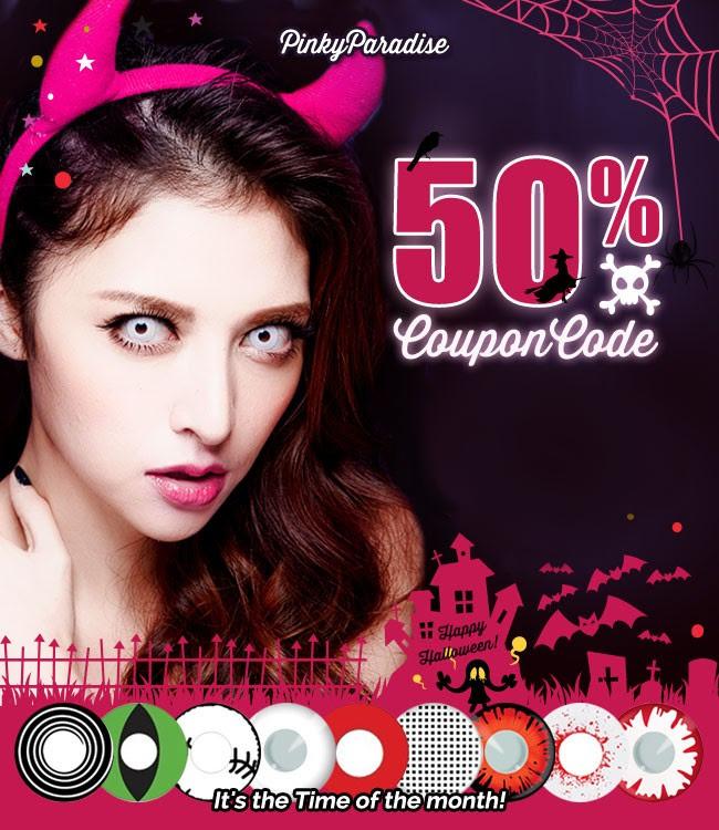 Pinkyparadise coupon code 2014