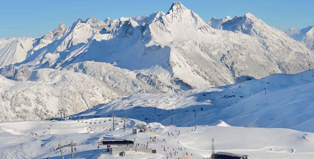 Лучшие курорты австрии горнолыжные