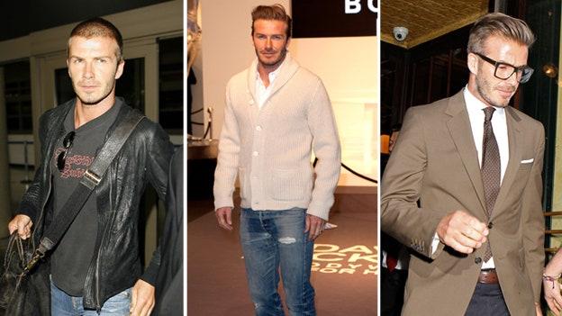 David beckham clothing style 2011