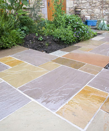 Natural stone paving sealers