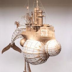Jeroen van Kesteren, Humpback Dreadnought