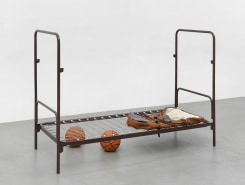 Thomas Rentmeister, Two ball total equilibrium cot,