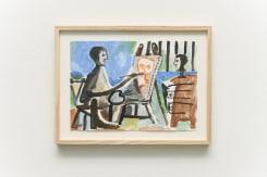 Marijn van Kreij, Untitled (Picasso, The Painter, 1963)