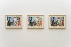 Marijn van Kreij, Untitled (Picasso, The Painter, 1963), 2019