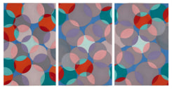 Rob Birza, Floating Circles VII