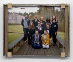 Em Rooney, Students with Urn Pendants